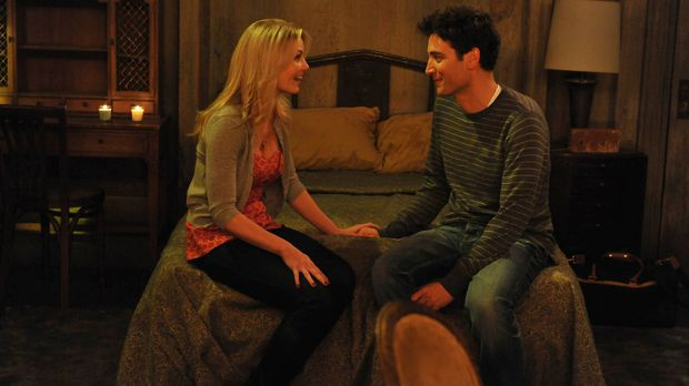 Ted (Josh Radnor, r.) plant ein romantisches Wochenende inklusive Ausflug mit...
