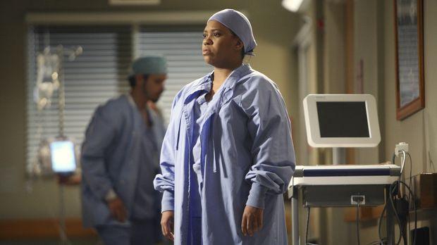 Bailey (Chandra Wilson) will eine Gratis-Ambulanz aufmachen und sucht Unterst...