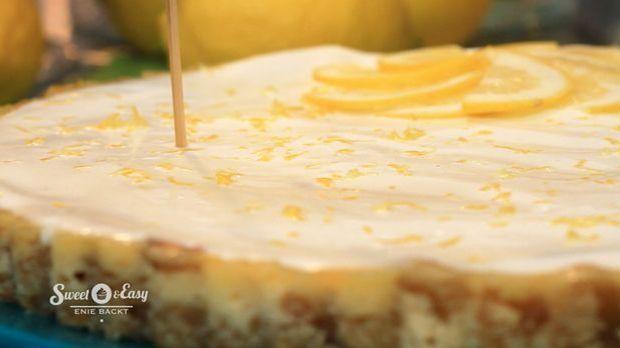 Zitronen-Käsekuchen-Tarte