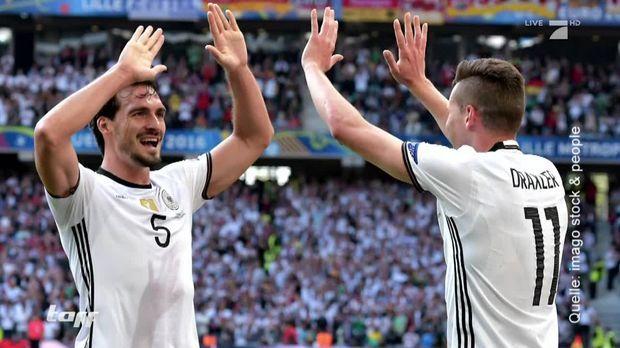 Taff - Taff - Em 2016: Wie Stehen Die Chancen Gegen Italien Im Viertelfinale?