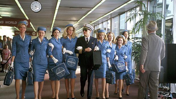 Catch Me If You Can - Auch als Ko-Pilot einer großen Fluglinie ist ein Meiste...