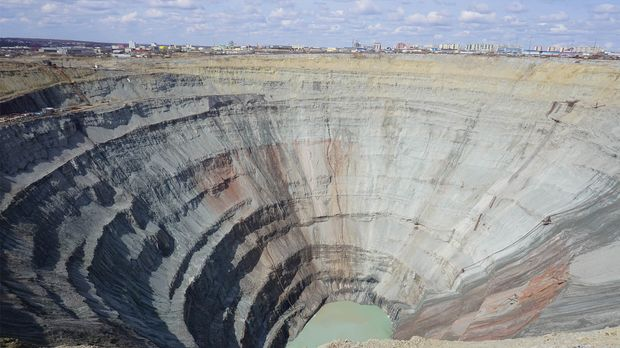 Abenteuer Leben - Täglich - Mittwoch: Diamanten Aus Sibirien