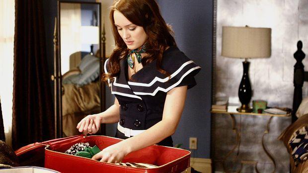 Blair (Leighton Meester) und Chuck wollen über die Sommermonate gemeinsam nac...