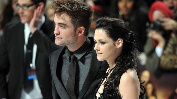 Robert Pattinson und Kristen Stewart geben sich ihre letzten Sachen zurück! D...