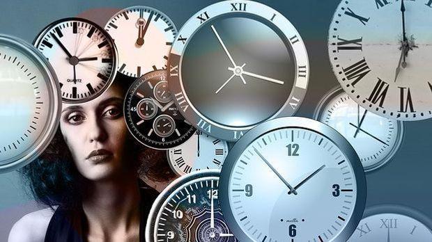 Frau-Uhren