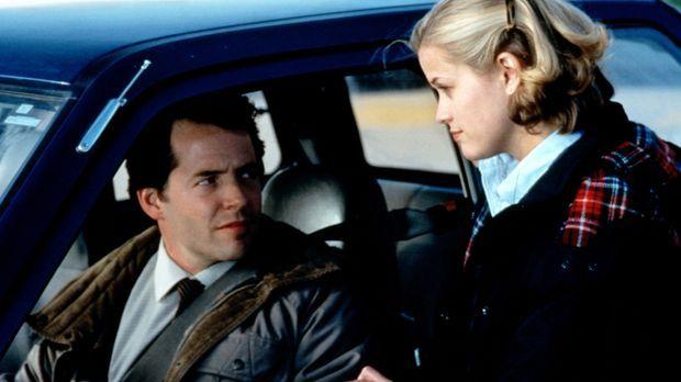 Um Schulsprecherin zu werden, wirft Tracy Flick (Reese Witherspoon, r.) alles...