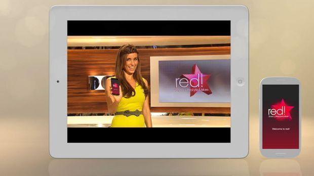 red! App Trailer Screenshot