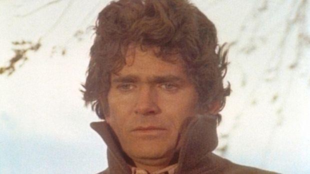 Voller Trauer muss Charles (Michael Landon) die ersten Opfer der Typhus-Epide...