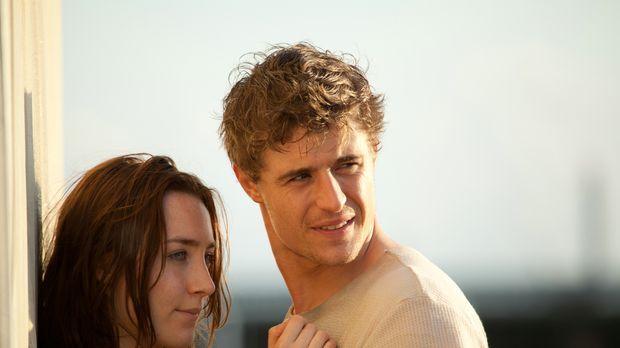 Eine Liebe, die schier unschlagbar ist: Melanie (Saoirse Ronan, l.) und Jared...