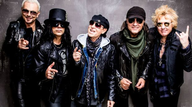 Scorpions - Going Out With A Bang