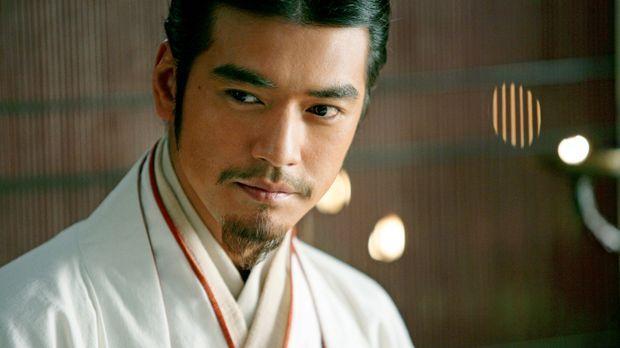 Zhuge Liang (Takeshi Kaneshiro), enger Berater und Stratege Liu Beis, des Kön...