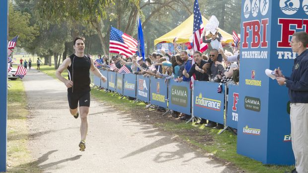 Der FBI-Triathlon steht an und Hotch (Thomas Gibson) nimmt daran teil ... © A...