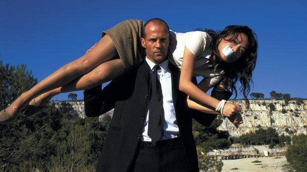 Frank Martin (Jason Statham, l.),