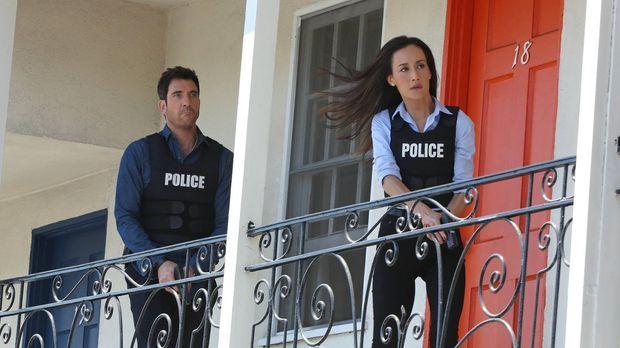 Müssen einen neuen Fall lösen: Lieutenant Beth Davis (Maggie Q, r.) und Detec...