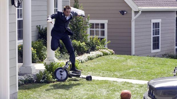 Dick (Jim Carrey) ist guter Dinge, denn nach einer Beförderung zum Chef-Press...