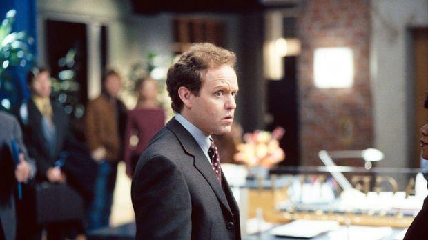 John (Peter MacNicol) ist sich sicher: Er wird sein Liebesglück niemals in di...