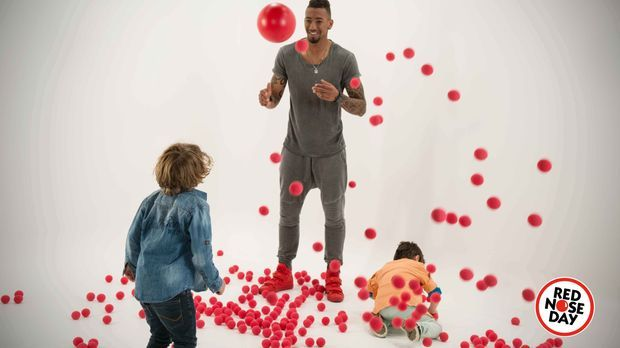 boateng jerome red nose day