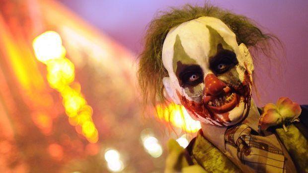 Halloweenmaske basteln_dpa