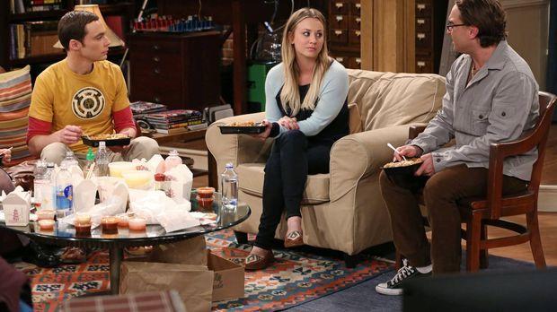 Während Sheldon (Jim Parsons, l.) und Howard sich ständig kabbeln, geraten Pe...