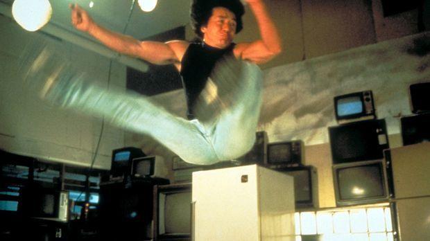 Hochkarätig: Ah Keung (Jackie Chan)! © New Line Cinema