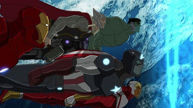Aliens treten an die Avengers heran und bitten sie, ihnen im Kampf gegen eine...