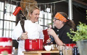 Kochen mit Knall: verrückte Koch-Experimente mit Stefan Marquard und Frank Bu...