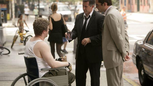 Weiß Todd (C.J. Wilson, l.) vielleicht, wo sich der 15-jährige Ryan aufhält?...