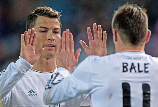 Platz 4: Real Madrid (Primera Division, Fußball)