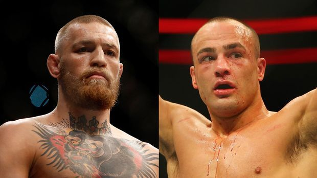 Conor McGregor vs Eddie Alvarez UFC 205