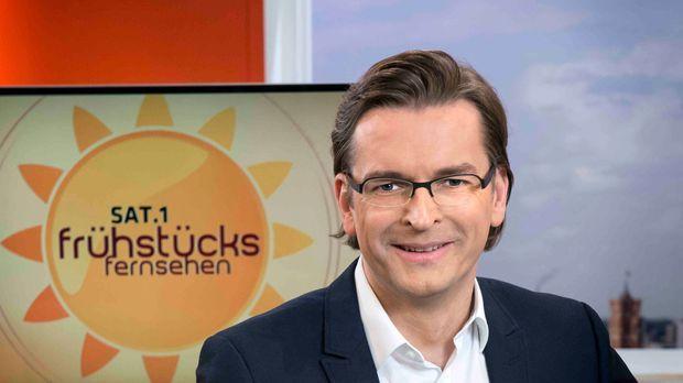 Claus-Strunz-2015-04 © SAT.1/Thorsten Eichhorst