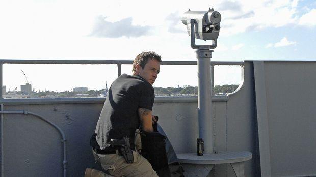 Ein neuer Fall beschäftigt Steve (Alex O'Loughlin) und sein Team ... © TM &...