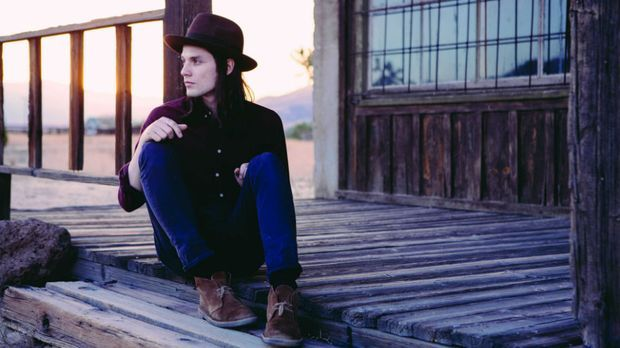 James Bay - Hold Back The River 2015
