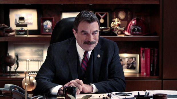 Polizeikommissar Frank Reagan (Tom Selleck) ahnt noch nicht, dass er bald den...