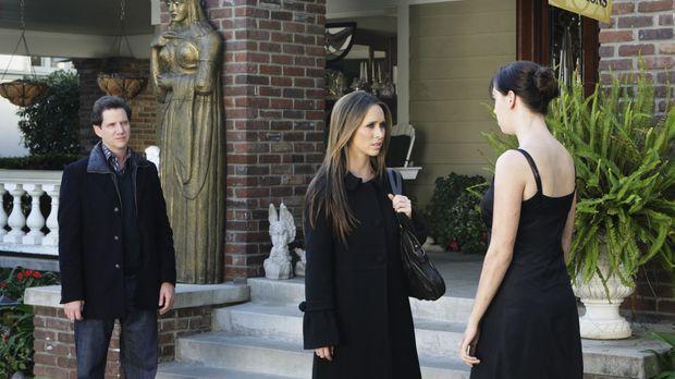 Zusammen mit Eli (Jamie Kennedy, l.) findet Melinda (Jennifer Love Hewitt, M....