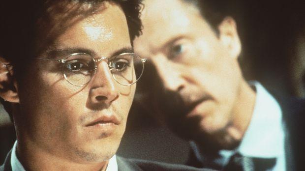 Um seinen Forderungen Nachdruck zu verleihen, entführt Mr. Smith (Christopher...
