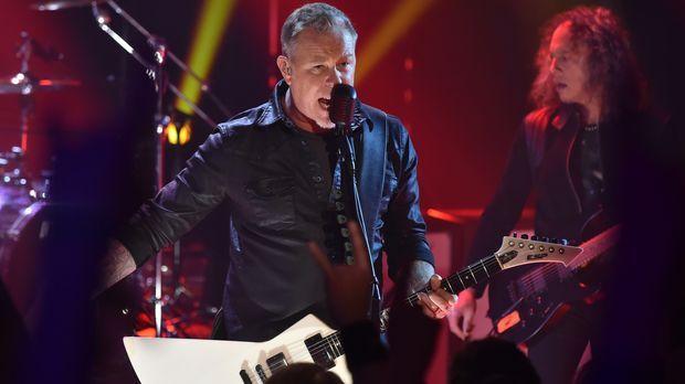 Nach über acht Jahren veröffentlichen Metallica im November endlich ihr lange...