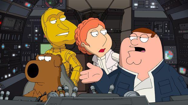 Peter erzählt die Star Wars Saga
