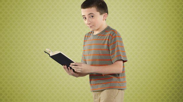 (5. Staffel) - Er ist intelligent und gebildet, hat aber Probleme sich mit an...