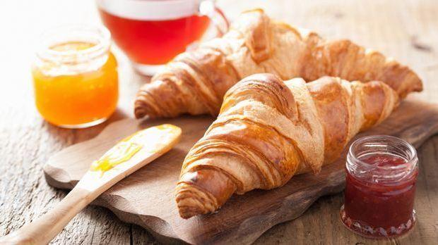 Croissant deutsch