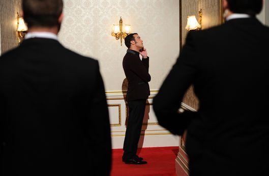 The Royals - Sieht sich schon am Ziel und auf dem Thron angelangt: Prinz Cyru...