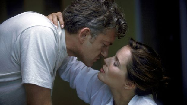 20 Jahre Ehe, doch Britt (Désirée Nosbusch, r.) und David (Dominic Raacke, l....