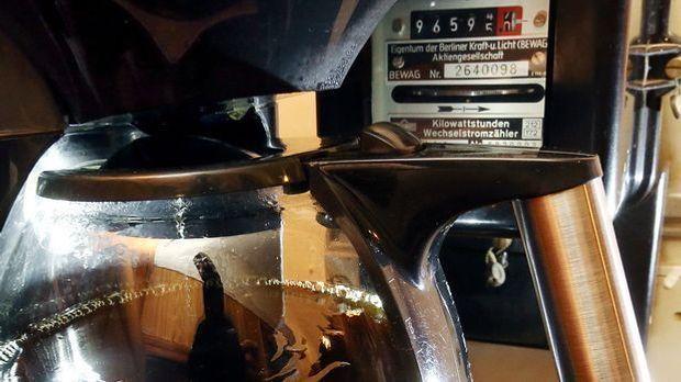 Kaffeemaschine Stromfresser_dpa