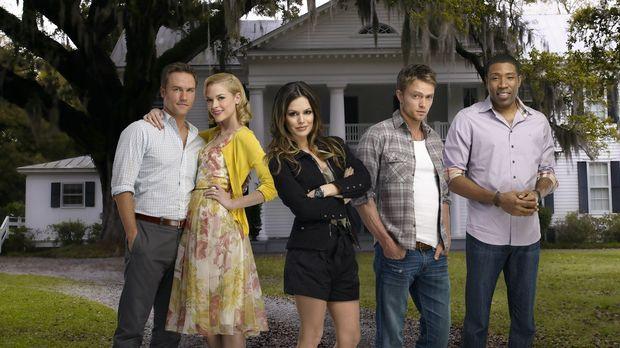 (2. Staffel) - In ihrer neuen Heimat trifft Dr. Zoe Hart auf den smarten Geor...