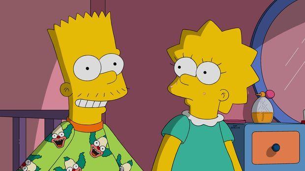 Als sich Homer beim Einkaufen für eine neue Milchmarke entscheidet, kommen Li...