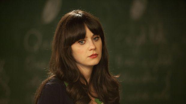 Jess (Zooey Deschanel) leidet, weil sie mit Russell Schluss gemacht hat und n...