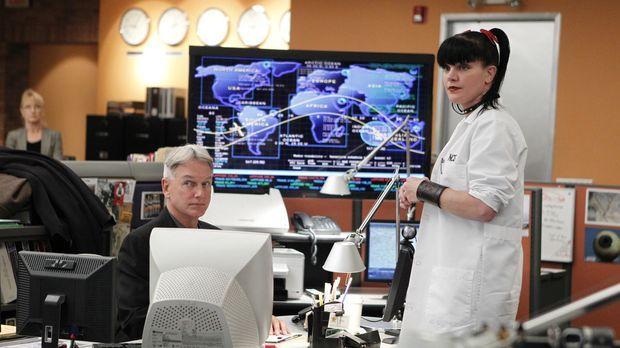 Ein neuer Fall wartet auf Gibbs (Mark Harmon, l.) und Abby (Pauley Perrette,...