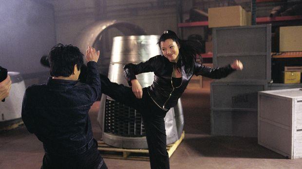 Born 2 Die - Der taiwanesische Regierungsagent Su (Jet Li, l.) hat es nicht n...