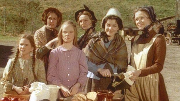 Die Frauen des Dorfes haben für reichhaltige und kulinarische Genüsse gesorgt...