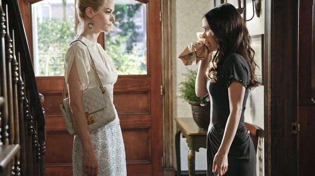 Während Zoe (Rachel Bilson, r.) versucht, für Wade eine gute Freundin zu sein...