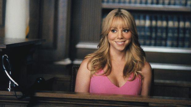 Macht die hübsche Candy Cushnip (Mariah Carey) John und Corretta bei ihrem ne...
